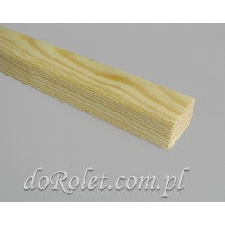 Belka drewniana 20 x 30 mm