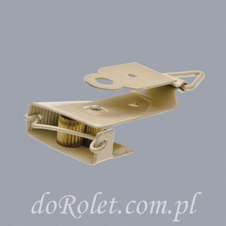 Hamulec metalowy