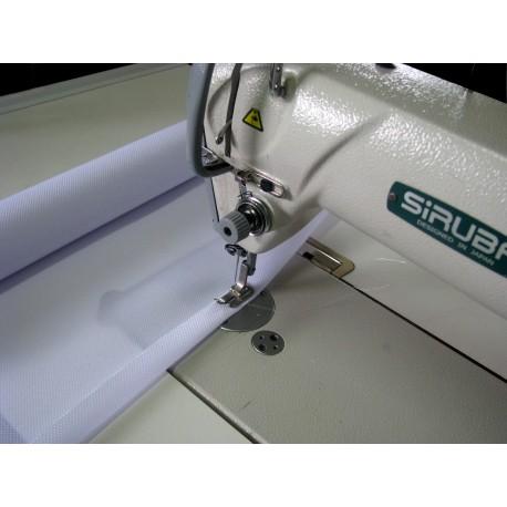 Usługa uszycia tunelu w tkaninie