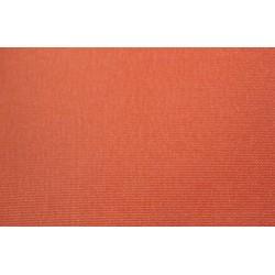 Materiał podgumowany do rolet zwijanych. Kolor Terracotta B006