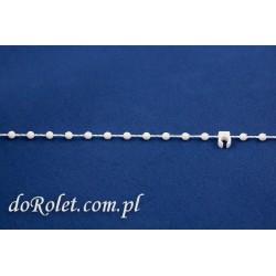 Łańcuszek dolny 89 mm do żaluzji pionowych
