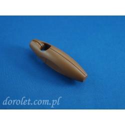 Obciążnik łańcuszka rolety- złoty dąb