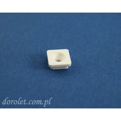 Kostka montażowa do żaluzji plisowanej- plisy