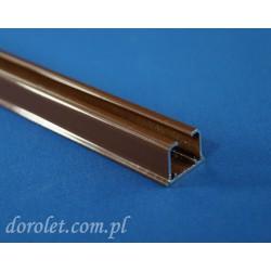 Szyna aluminiowa TS - karnisze sufitowe