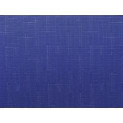 Tkanina, materiał do rolet zwijanych -kolor ciemny niebieski 2075