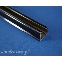 Szyna sufitowa aluminiowa TS  - czarny