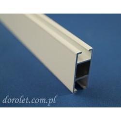 Szyna aluminiowa Solid - biała