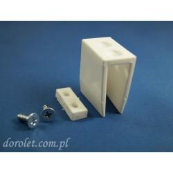 Zaślepka szyny sufitowej Solid