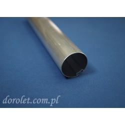 Rura aluminiowa fi 32 mm do rolet materiałowych