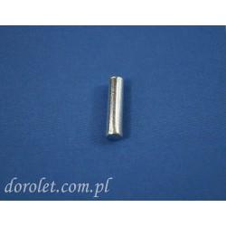 Ciężarek metalowy obciążnika łańcuszka rolety